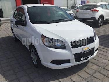 Foto venta Auto usado Chevrolet Aveo Paq G (2016) color Blanco precio $143,000