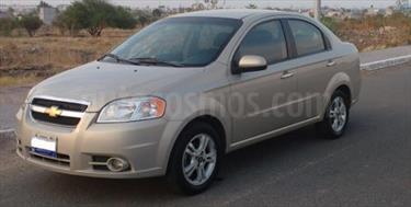 Foto venta Auto usado Chevrolet Aveo Paq M (2010) color Dorado precio $93,000