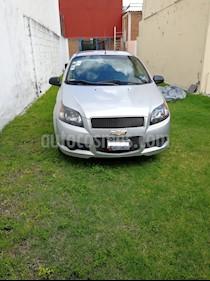 Foto venta Auto Seminuevo Chevrolet Aveo Paq M (2012) color Plata precio $97,000