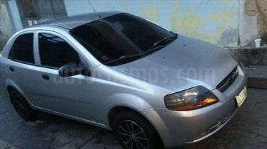 Foto venta carro Usado Chevrolet Aveo Sedan 1.6 AA AT (2008) color Gris precio BoF75.000.000