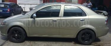 Foto venta carro usado Chevrolet Aveo Sedan 1.6 AA AT (2008) color Dorado Oscuro precio u$s3.200