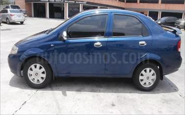 Foto venta carro usado Chevrolet Aveo Sedan 1.6 AA AT (2008) color Azul precio BoF35.000.000