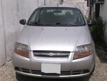 Foto venta carro usado Chevrolet Aveo Sedan 1.6 AA Mec (2008) color Plata precio u$s50.000.000