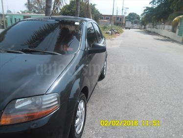 Chevrolet Aveo Sedán 1.6 AA Mec 2008