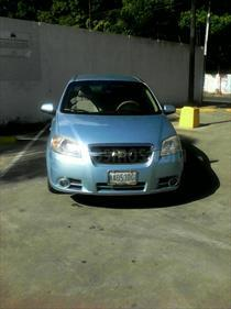 Foto venta carro Usado Chevrolet Aveo Sedan 1.6 AT (2008) color Azul Aqua precio u$s3.000