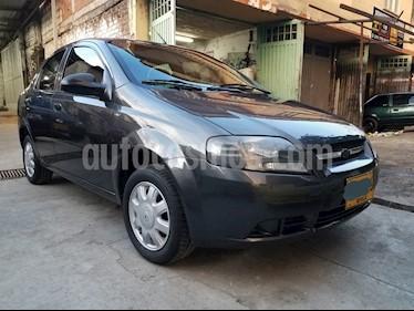Foto venta Carro Usado Chevrolet Aveo sedan 1.600 Aire (2011) color Gris precio $19.500.000