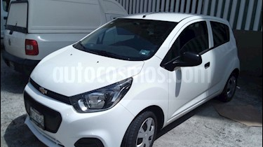 Foto venta Auto Seminuevo Chevrolet Beat LS Sedan (2018) color Blanco precio $130,000