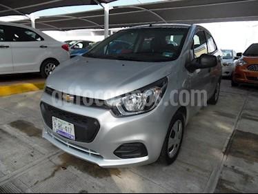 Foto venta Auto Seminuevo Chevrolet Beat LS (2018) color Plata precio $150,000