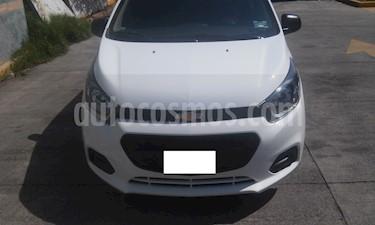 Foto venta Auto usado Chevrolet Beat LT Sedan (2018) color Blanco precio $140,000
