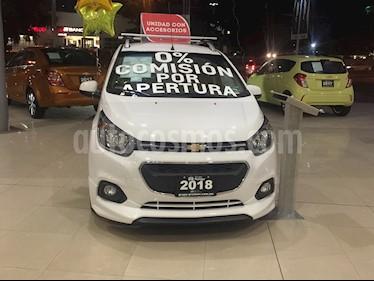 Foto venta Auto Usado Chevrolet Beat LT (2018) color Blanco precio $168,700