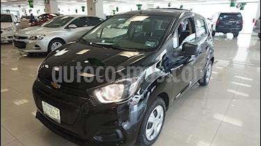 Foto venta Auto Seminuevo Chevrolet Beat LT (2018) color Negro precio $149,900