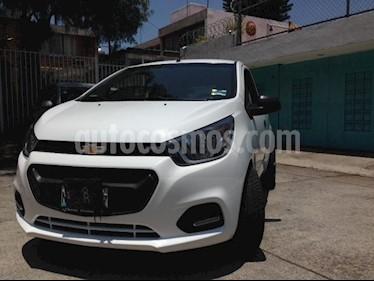 Foto venta Auto usado Chevrolet Beat LT (2018) color Blanco precio $150,000