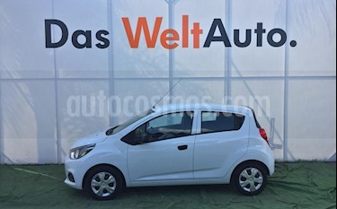 Foto venta Auto Seminuevo Chevrolet Beat LT (2018) color Blanco precio $177,000