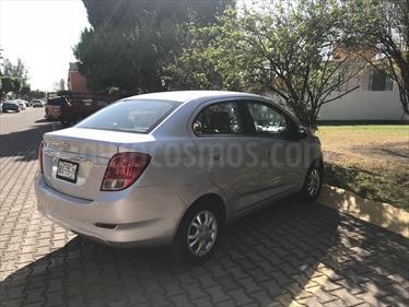 Foto venta Auto usado Chevrolet Beat LTZ Sedan (2018) color Plata Metalico precio $170,000