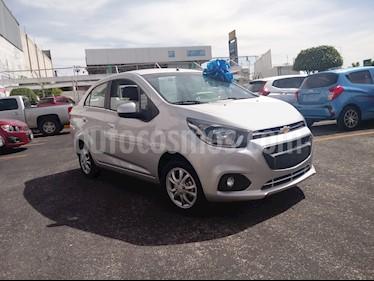 Foto venta Auto Seminuevo Chevrolet Beat LTZ Sedan (2018) color Plata Brillante precio $170,000