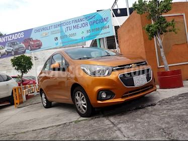 Foto venta Auto Seminuevo Chevrolet Beat LTZ Sedan (2018) color Ocre precio $183,000