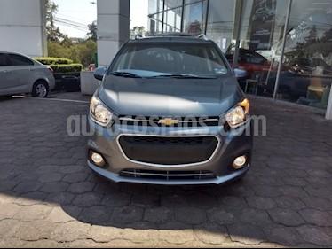 Foto venta Auto Seminuevo Chevrolet Beat LTZ (2018) color Gris Acero precio $176,000