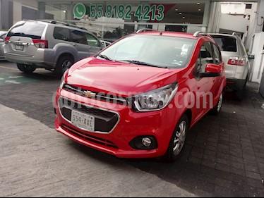 Foto venta Auto Seminuevo Chevrolet Beat LTZ (2018) color Rojo precio $184,000