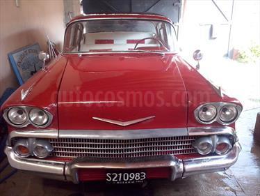 Foto venta Auto usado Chevrolet Bel Air SS (1958) color Rojo Vivo precio $320.000