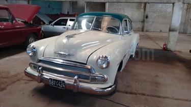 Foto venta Auto Usado Chevrolet Bel Air SS (1951) color Beige precio $210.000