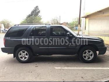 Foto venta Auto Usado Chevrolet Blazer 2.8 TD DLX 4x4 (2006) color Gris Oscuro precio $288.000