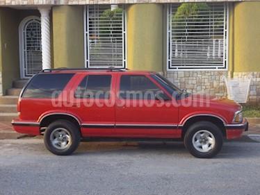 Foto venta carro Usado Chevrolet Blazer Auto. 4x2  (1995) color Rojo precio u$s2.300