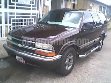 Foto venta carro Usado Chevrolet Blazer Auto. 4x4 (1998) color Marron precio BoF2.500