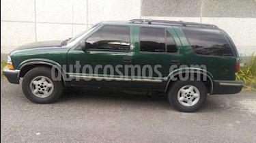Foto venta carro Usado Chevrolet Blazer Auto. 4x4 (1999) color Verde precio u$s3.300