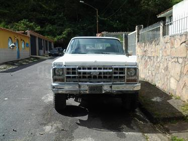 Foto venta carro usado Chevrolet Blazer Blazer 4x2 (1973) color Blanco Perla precio u$s1.750