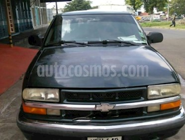 Foto venta carro Usado Chevrolet Blazer Blazer 4x2 (2001) color Verde precio BoF2.000
