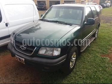 Foto venta Auto usado Chevrolet Blazer DLX 2.8 TD 4x2 Alarma (1999) color Verde precio $175.000