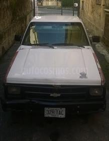 Foto venta carro usado Chevrolet Blazer S-10 4x2 V6,4.3i,12v A 1 2 (1991) color Blanco precio u$s1.050