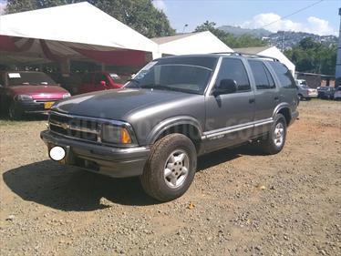 Chevrolet Blazer S-10 Auto. 4x4 usado (1995) color Gris precio $13.800.000