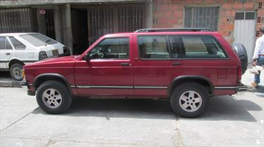 Chevrolet Blazer S-10 Sinc. 4x4 1996
