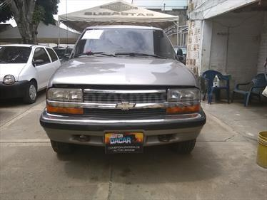 Foto venta Carro usado Chevrolet Blazer S-10 Sinc. 4x4 (1998) color Gris precio $18.000.000