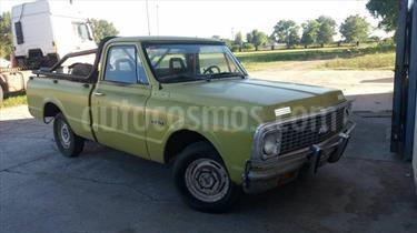 Foto venta Auto Usado Chevrolet C 10 Custom (1973) color Amarillo precio $180.000