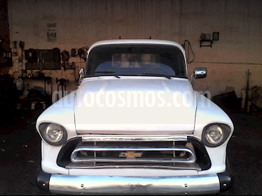 Foto venta Auto Seminuevo Chevrolet C-10 Pick Up (1957) color Blanco precio $180,000