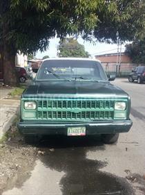 Foto venta carro usado Chevrolet C 10 V8 350 (1980) color Verde Oscuro precio BoF13.000.000