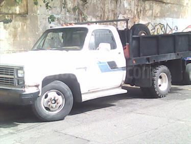 Chevrolet C 30 Pick-Up V8 5.7 usado (1984) color Blanco Polaris precio u$s1.200