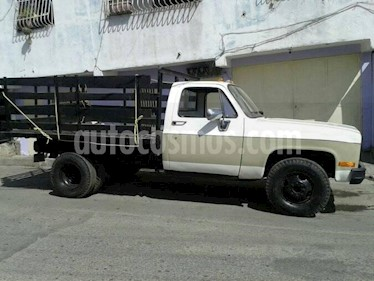 Chevrolet C 30 Pick-Up V8 5.7 usado (1980) color Blanco precio u$s2.700