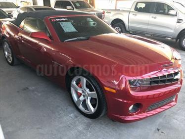 Foto venta Auto Seminuevo Chevrolet Camaro Convertible Paq. D (2012) color Rojo Tinto precio $320,000