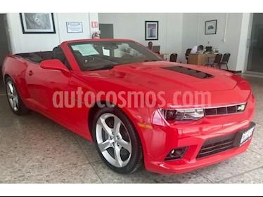 Foto venta Auto Usado Chevrolet Camaro Convertible Aut (2015) color Rojo precio $495,000
