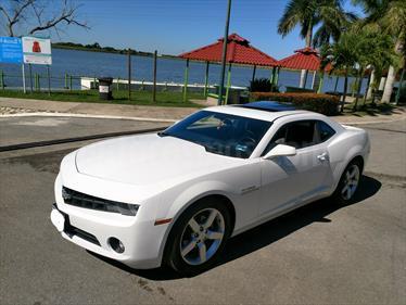 Foto venta Auto Seminuevo Chevrolet Camaro LT  (2013) color Blanco precio $249,000