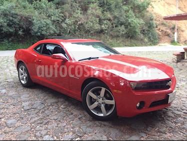 Foto venta Auto usado Chevrolet Camaro LT  (2011) color Rojo Monaco precio $300,000