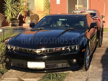Foto venta Auto usado Chevrolet Camaro RS 3.6 V6  (2014) color Negro precio $18.490.000