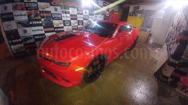 Foto venta Auto usado Chevrolet Camaro SS 6.2 V8 Aut (2014) color Rojo Autentico precio $16.500.000