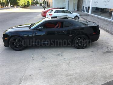 Foto venta Auto usado Chevrolet Camaro SS Aut 45 Aniversario  (2013) color Negro precio $327,000