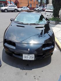 Foto venta Auto usado Chevrolet Camaro T-Top Coupe Aut (1996) color Negro precio $43,000