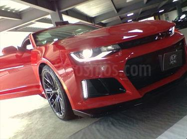 Foto venta Auto usado Chevrolet Camaro ZL1 Aut (2017) color Rojo Fuego precio $1,380,000