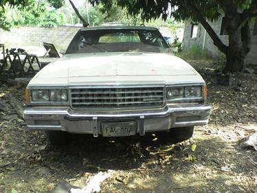 Foto venta carro Usado Chevrolet capris Clasis Clasic (1983) color Beige precio u$s160.000